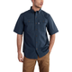 Foreman Solid Short-Sleeve Work Shirt