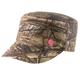 Camo Hendrie Military Cap