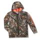 Realtree Xtra Logo Fleece Zip Front Hoodie