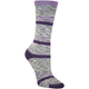 Women's Merino Wool Slub Stripe