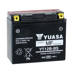 Yuasa AGM Battery - Cycle Gear