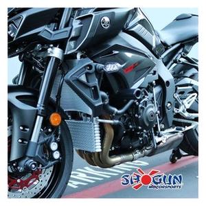 Suzuki 2008-2010 GSXR750 GSXR-750 Shogun S5 Carbon Frame Sliders No Cut Version
