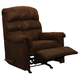 Catnapper Capri Rocker Recliner in Chocolate