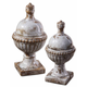 Uttermost Sini Finials Sculputre Set of 2