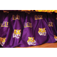College Covers Louisiana State University Bed Skirt
