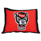 College Covers North Carolina State University Quilted Sham