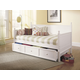 Fashion Bed Group Casey Daybed in Ivory