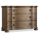 Hooker Furniture Corsica Bachelors Chest in Natural Finish