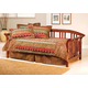 Hillsdale Furniture Dorchester Daybed in Dark Cherry