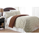 Shavel Micro Flannel® Comforter with Shams in Pinecone