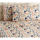 Shavel Keys Printed Micro Flannel® Sheet Set