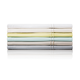 Malouf King Bamboo Bed Sheet Set 4 Piece in White