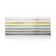 Malouf Twin XL Bamboo Bed Sheet Set 3 Piece in White