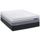 Queen Sealy Posturepedic Hybrid Cobalt Firm Mattress