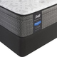 Sealy Posturepedic Response Performance Mountain Ridge IV Cushion Firm Euro Top Queen Size Mattress