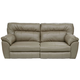 Catnapper Nolan Extra Wide Reclining Sofa in Putty with Power Option