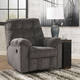 Signature Design by Ashley Acieona Swivel Rocker Recliner