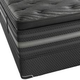 Beautyrest Black Natasha Luxury Firm Pillow Top Queen Size Mattress + FREE $100 Gift Card