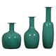 Uttermost Baram Turquoise Vases Set of 3