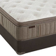 Stearns & Foster Estate Bella Claire Luxury Plush Euro Pillow Top Queen Size Mattress