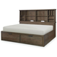 Legacy Classic Kids Fulton County Full Bookcase Lounge Bed