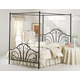 Hillsdale Furniture Dover Canopy Bed Full Size