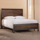 Hillsdale Furniture Mackinac Complete Bed King Size