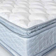 King Serta Perfect Sleeper Hotel Congressional Suite Supreme II Euro Pillow Top Double Sided Mattress