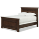 Universal Smartstuff Classics 4.0 Full Size Panel Storage Bed in Classic Cherry