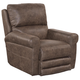 Catnapper Maddie Power Wall Hugger Recliner in Tanner