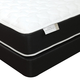 Spring Air Four Seasons Back Supporter Preference Double Sided Queen Size Firm Mattress