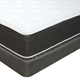 Spring Air Four Seasons Back Supporter Summer Nights Double Sided Queen Size Plush Euro Top Mattress