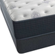 Beautyrest Silver Adda III Plush Twin Size Mattress