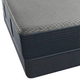 King Simmons Beautyrest Silver Hybrid Sybel III Plush Mattress