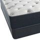 Beautyrest Silver Kenosha Place III Plush Cal King Size Mattress