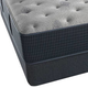 Beautyrest Silver Lydia Manor III Luxury Firm Cal King Size Mattress