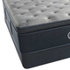 Beautyrest Silver Lydia Manor III Plush Pillow Top Cal King Size Mattress
