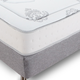 Classic Brands Decker 10.5 Inch Firm Hybrid Memory Foam and Innerspring Cal King Size Mattress