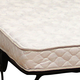 Classic Brands Innerspring 5 Inch Plush Sofa Bed Full Size Mattress