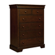 Stone & Leigh Teaberry Lane Chest in Midnight Cherry