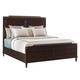 Lexington Kensington Bennington Queen Size Panel Bed