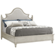 Lexington Oyster Bay Arbor Hills Queen Size Upholstered Bed
