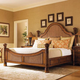 Tommy Bahama Island Estate Round Hill Queen Size Bed