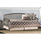 Hillsdale Furniture Carolina Daybed in Stone