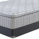 King Sleep Inc by Corsicana Gearhart Pillow Top Mattress
