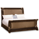A.R.T. Furniture Gables Eastern King Upholstered Sleigh Bed