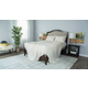 Protect-A-Bed Therm-A-Sleep Essentials Deep Pocket Split California King Sheet Set in Cream