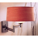 Clearance Hubbardton Forge Bowed Left Swing Arm Large Wall Sconce on Clearance OVFCR121785