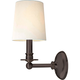 Clearance Hudson Valley Gibson 1-Light Wall Sconce OVFCR121790
