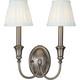 Clearance Hudson Valley Huntington 2-Light Wall Sconce OVFCR121794